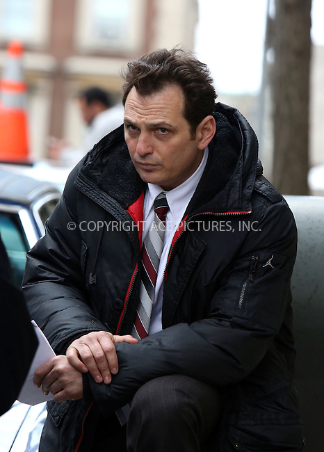 WWW.ACEPIXS.COM....March 28 2013, New York City....Actor Lev Gorn was on the set of the TV show 'The Americans' on March 28 2013 in New York City......By Line: Philip Vaughan/ACE Pictures....ACE Pictures, Inc...tel: 646 769 0430..Email: info@acepixs.com..www.acepixs.com