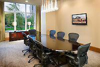 Home Office Conference Solutions With Custom Boardroom TV