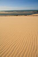 Dunes of Mundaú nordeste Brazil