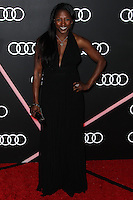 LOS ANGELES, CA - JANUARY 09: Rutina Wesley at the Audi Golden Globe Awards 2014 Cocktail Party held at Cecconi's Restaurant on January 9, 2014 in Los Angeles, California. (Photo by Xavier Collin/Celebrity Monitor)