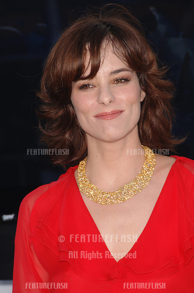 "Actress PARKER POSEY at the world premiere of her new movie ""Superman Returns"" in Los Angeles..June 21, 2006  Los Angeles, CA.© 2006 Paul Smith / Featureflash"