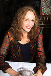 "Jan Maxwell (Guiding Light's ""Cindy"") at the 27th Annual Broadway Flea Market & Grand Auction to benefit Broadway Cares/Equity Fights Aids in Shubert Alley, New York City, New York.  (Photo by Sue Coflin/Max Photos)"