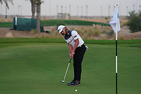 Maverick Antcliff (AUS) on the 10th during Round 2 of the Saudi International at the Royal Greens Golf and Country Club, King Abdullah Economic City, Saudi Arabia. 31/01/2020<br /> Picture: Golffile | Thos Caffrey<br /> <br /> <br /> All photo usage must carry mandatory copyright credit (© Golffile | Thos Caffrey)