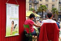 Les Tombees de la Nuit animent le centre-ville de Rennes au mois de juillet