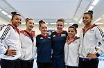 BG Media Day Lilleshall 15.10.15 GB Womens Team World Championships Glasgow 2015