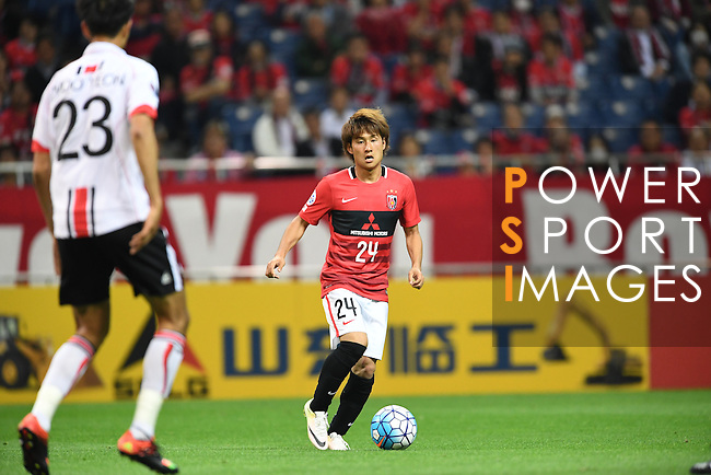URAWA RED DIAMONDS (JPN) vs FC SEOUL (KOR) during their AFC Champions League Round of 16 match on 18 May 2016 held at the Saitama Stadium 2002, in Saitama, United Arab Emirates. Photo by Stringer / Lagardere Sports