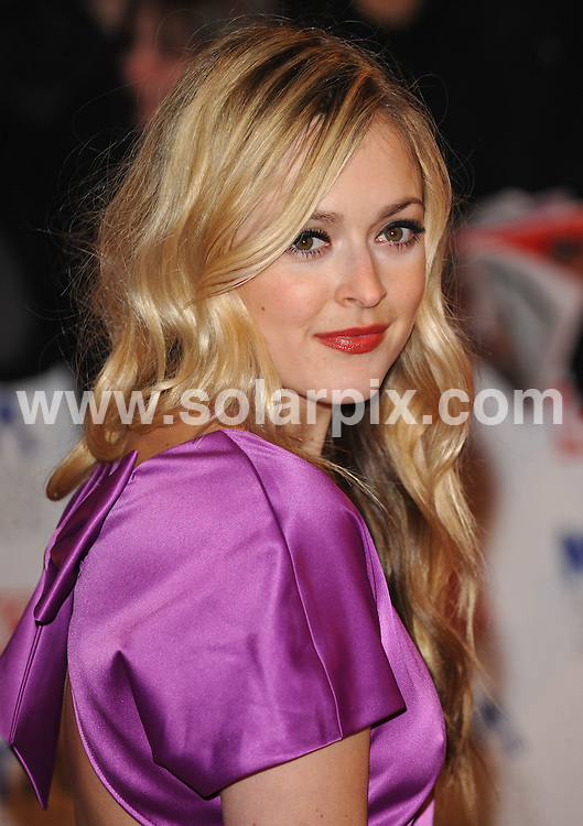 **ALL ROUND PICTURES FROM SOLARPIX.COM**.**WORLDWIDE SYNDICATION RIGHTS**.50th TheNational Television Awards which are taking place at O2 arena, London, UK. 20 January 2010..This pic: Fearne Cotton..JOB REF: 10513 SSD     DATE: 20_01_2010.**MUST CREDIT SOLARPIX.COM OR DOUBLE FEE WILL BE CHARGED**.**MUST NOTIFY SOLARPIX OF ONLINE USAGE**.**CALL US ON: +34 952 811 768 or LOW RATE FROM UK 0844 617 7637**