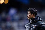 Ulsan Hyundai Head Coach Kim Do Hoon during the AFC Champions League 2017 Group E match between  Ulsan Hyundai FC (KOR) vs Muangthong United (THA) at the Ulsan Munsu Football Stadium on 14 March 2017 in Ulsan, South Korea. Photo by Chung Yan Man / Power Sport Images