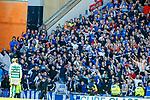 12.05.2019 Rangers v Celtic: Rangers fans