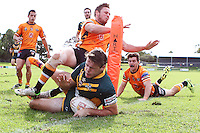 Reserves Rd 9 – Wyong Roos v Entrance Tigers