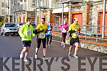 Mark O'Shea, Mary Toomey, Noreen Denihan Helen Tansley Gordon Flannery at the Valentines 10 mile road race in Tralee on Saturday.