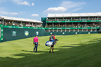 Sergio Garcia (ESP)  on the 18th during the 2nd round at the Nedbank Golf Challenge hosted by Gary Player,  Gary Player country Club, Sun City, Rustenburg, South Africa. 09/11/2018 <br /> Picture: Golffile | Tyrone Winfield<br /> <br /> <br /> All photo usage must carry mandatory copyright credit (&copy; Golffile | Tyrone Winfield)
