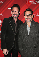 LOS ANGELES, CA - DECEMBER 4: Lawrence Zarian, Gregory Zarian, at Screening Of Hallmark Channel's 'Christmas At Holly Lodge' at The Grove in Los Angeles, California on December 4, 2017. Credit: Faye Sadou/MediaPunch /NortePhoto.com NORTEPHOTOMEXICO