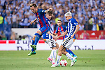 FC Barcelona's midfielder Ivan Rakitic during Copa del Rey (King's Cup) Final between Deportivo Alaves and FC Barcelona at Vicente Calderon Stadium in Madrid, May 27, 2017. Spain.<br /> (ALTERPHOTOS/BorjaB.Hojas)