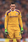 Vito Mannone of Sunderland looks dejected - Bradford City vs. Sunderland - FA Cup Fifth Round - Valley Parade - Bradford - 15/02/2015 Pic Philip Oldham/Sportimage