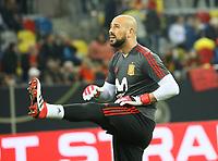 Torwart Pepe Reina (Spanien Spain) - 23.03.2018: Deutschland vs. Spanien, Esprit Arena Düsseldorf