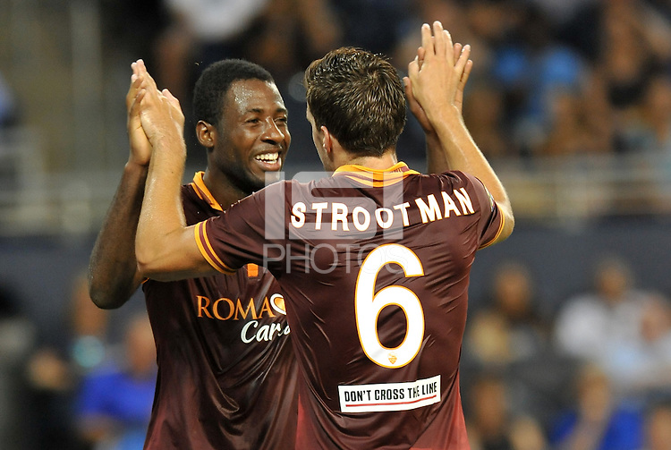 Sporting Park, Kansas City, Kansas, July 31 2013:<br />