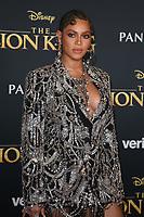 JUL 09 'The Lion King' world film premiere in LA