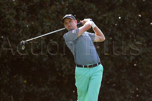 22.09.2016. Atlanta, Georgia, USA.  Russell Knox during the opening round of the 2016 PGA Tour Championship at East Lake Golf Club in Atlanta, Georgia.