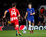 Chelsea's Andreas Christensen in action during the Champions League Group C match at the Stamford Bridge, London. Picture date: December 5th 2017. Picture credit should read: David Klein/Sportimage