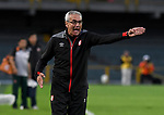 Patriotas venció 0-2 a Independiente Santa Fe. Fecha 1 Liga Águila I-2018.
