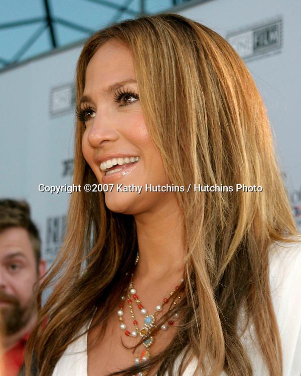 "Jennifer Lopez.""El Cantante"" Premiere.Director's Guild of America .Los Angeles, CA.July 31, 2007.©2007 Kathy Hutchins / Hutchins Photo...."