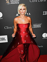 BEVERLY HILLS, CA- FEBRUARY 09: Bebe Rexha at the Clive Davis Pre-Grammy Gala and Salute to Industry Icons held at The Beverly Hilton on February 9, 2019 in Beverly Hills, California.      <br /> CAP/MPI/IS<br /> ©IS/MPI/Capital Pictures