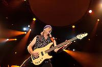 Deep Purple playing at Volkswagenhalle in Braunschweig on 2010-11-24