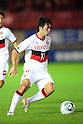 Keiji Tamada (Grampus), SEPTEMBER 18, 2011 - Football / Soccer : 2011 J.League Division 1 match between Kashima Antlers 1-1 Nagoya Grampus Eight at Kashima Soccer Stadium in Ibaraki, Japan. (Photo by AFLO)