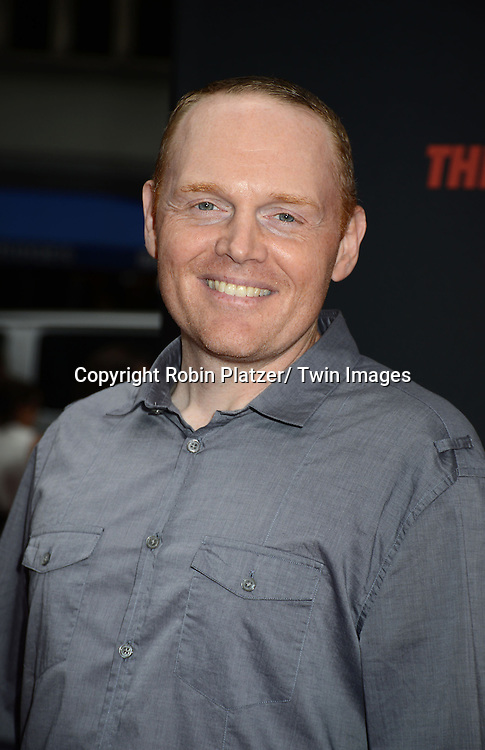 "Bill Burr attends the New York Premiere of ""The Heat"" on June 23,2013 at the Ziegfeld Theatre in New York City. The movie stars Sandra Bullock, Melissa McCarthy, Demian Bichir, Marlon Wayans, Joey McIntyre, Jessica Chaffin, Jamie Denbo, Nate Corddry, Steve Bannos, Spoken Reasons and Adam Ray."