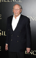 www.acepixs.com<br /> <br /> January 5 2017, LA<br /> <br /> Irwin Winkler arriving at the premiere of 'Silence' on January 5, 2017 in Los Angeles, California.<br /> <br /> By Line: Peter West/ACE Pictures<br /> <br /> <br /> ACE Pictures Inc<br /> Tel: 6467670430<br /> Email: info@acepixs.com<br /> www.acepixs.com