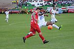 Patriotas venció como local 2-0 a Deportes Tolima. Fecha 12 Liga Águila I-2017.