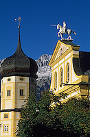 Europe/Autriche/Tyrol/Stams : L'abbaye