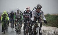 Dwars Door Vlaanderen 2013.Hugo HOULE (CAN)