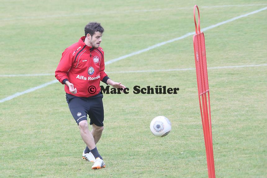 Tranquillo Barnetta (Eintracht) - Eintracht Frankfurt Training
