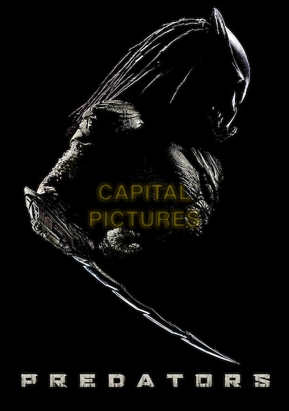 KEY POSTER ART.in Predators (2010).*Filmstill - Editorial Use Only*.CAP/FB.Supplied by Capital Pictures.