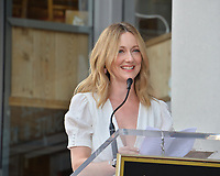 LOS ANGELES, CA. August 20, 2018: Judy Greer at the Hollywood Walk of Fame Star Ceremony honoring actress Jennifer Garner.