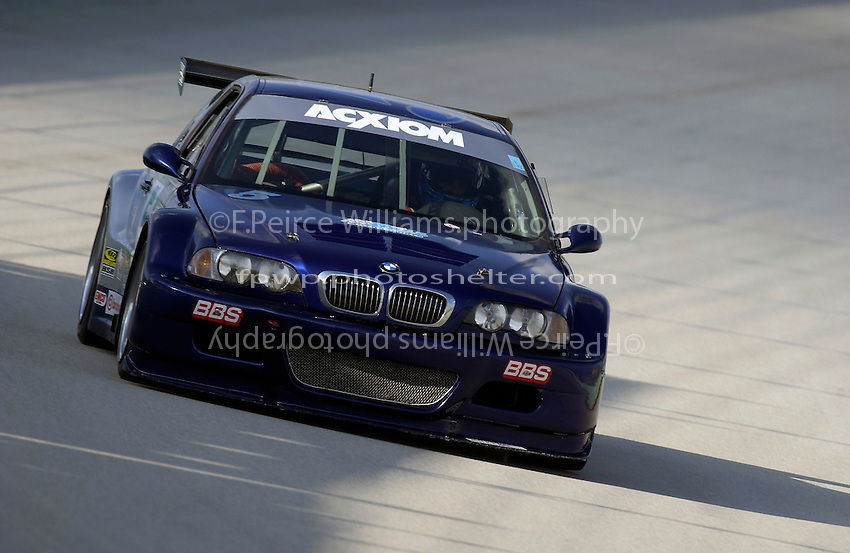 #5  Bell Motorsports BMW M3  class: GT