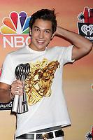 Austin Mahone<br /> at the 1st iHeartRadio Music Awards Press Room, Shrine Auditorium, Los Angeles, CA 05-01-14<br /> David Edwards/DailyCeleb.Com 818-249-4998