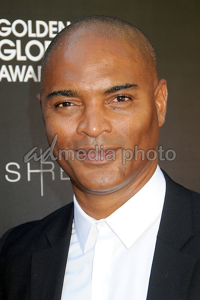 8 January 2016 - West Hollywood, California - Gerard Bush. 1st Annual Art for Amnesty Pre-Golden Globes Brunch held at Chateau Marmont. Photo Credit: Byron Purvis/AdMedia