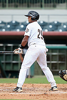 GCL Astros Alfredo Gonzalez #29 during a game against the GCL Marlins at Osceola County Stadium on June 25, 2011 in Kissimmee, Florida.  The Astros defeated the Marlins 5-2 after the game was ended in the sixth inning due to heavy rain.   (Mike Janes/Four Seam Images)