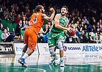 S&ouml;dert&auml;lje 2015-01-17 Basket Basketligan S&ouml;dert&auml;lje Kings - Bor&aring;s Basket :  <br /> S&ouml;dert&auml;lje Kings Dino Butorac i kamp om bollen med Bor&aring;s Adama Darboe under matchen mellan S&ouml;dert&auml;lje Kings och Bor&aring;s Basket <br /> (Foto: Kenta J&ouml;nsson) Nyckelord:  Basket Basketligan S&ouml;dert&auml;lje Kings SBBK T&auml;ljehallen Bor&aring;s