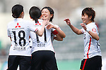 Urawa Reds team group, MARCH 27, 2016 - Football /Soccer : Plenus Nadeshiko League 2016 between Urawa Reds Ladies 1-1 NTV Beleza at Nishigaoka Stadium in Tokyo, Japan. (Photo by Sho Tamura/AFLO SPORT)