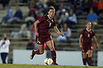 23 October 2014: Florida State's Isabella Schmid (GER). The University of North Carolina Tar Heels hosted the Florida State University Seminoles at Fetzer Field in Chapel Hill, NC in a 2014 NCAA Division I Women's Soccer match. The game ended in a 1-1 tie after double overtime.