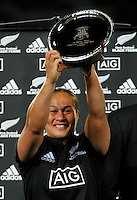 140607 International Women's Rugby - Black Ferns v Samoa