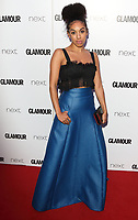 Pearl Mackie at the Glamour Women of the Year Awards at Berkeley Square Gardens, London, England on June 6th 2017<br /> CAP/ROS<br /> &copy; Steve Ross/Capital Pictures /MediaPunch ***NORTH AND SOUTH AMERICAS ONLY***
