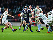 7th December 2017, Twickenham Stadium, London, England; The Varsity Match, Cambridge versus Oxford;  Will Wilson on the charge for Oxford