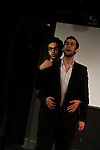 Dave Ahdoot & Ethan Fixell at Sketchfest NYC, 2010. UCB Theatre