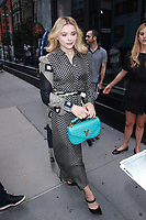 NEW YORK, NY - AUGUST 2: Chlo&euml; Grace Moretz  at BUILD SERIES on August 2, 2018 in New York City. <br /> CAP/MPI99<br /> &copy;MPI99/Capital Pictures