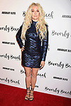 CULVER CITY, CA - OCTOBER 21: TV personality Erika Jayne attends the Dorit Kemsley Hosts Preview Event For Beverly Beach By Dorit at the Trunk Club on October 21, 2017 in Culver City, California.